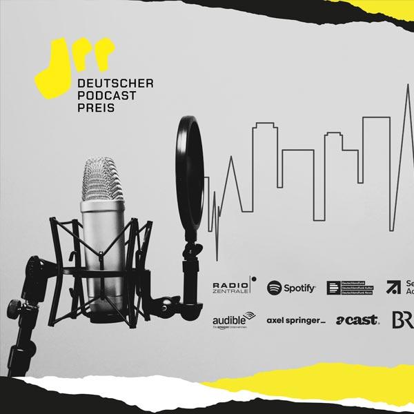 Deutscher Podcast Preis Pressebild #1 (4.6MB / RGB / 300dpi)