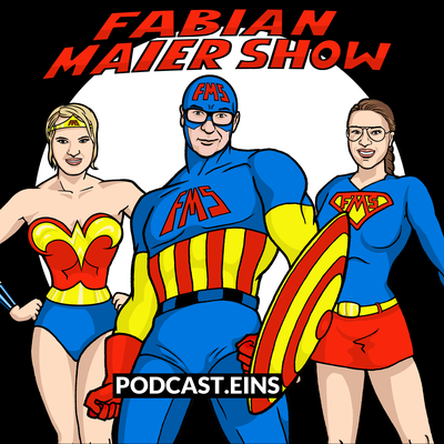 #FabianMaierShow - podcast eins GmbH Berlin