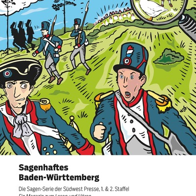 Sagenhaftes Baden-Württemberg