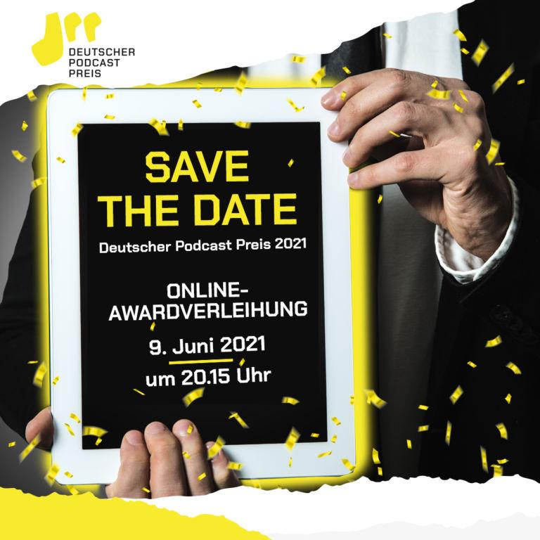 Virtuelle Award-Verleihung