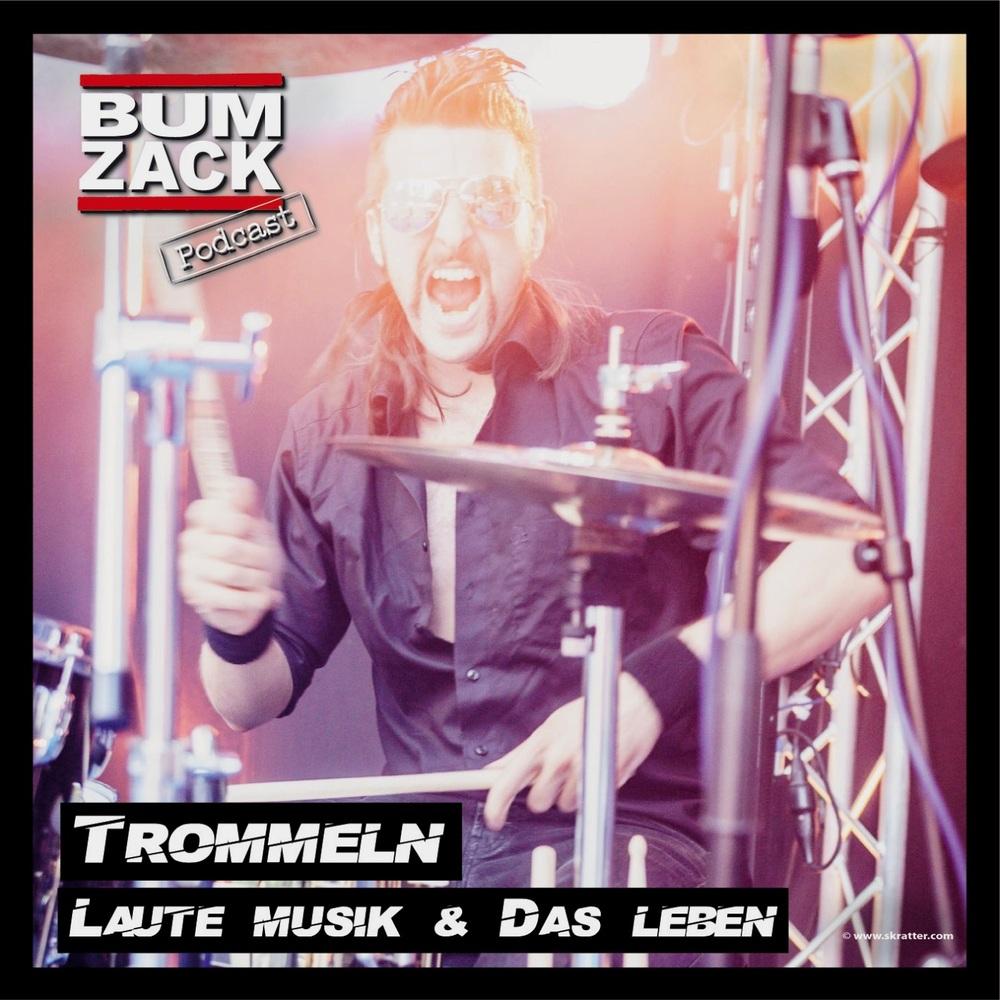 BUM ZACK – Der Schlagzeug Podcast