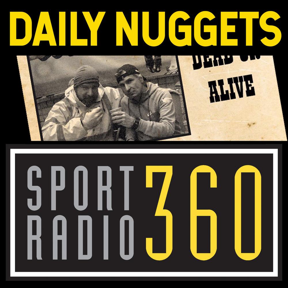 Daily Nuggets auf sportradio360.de