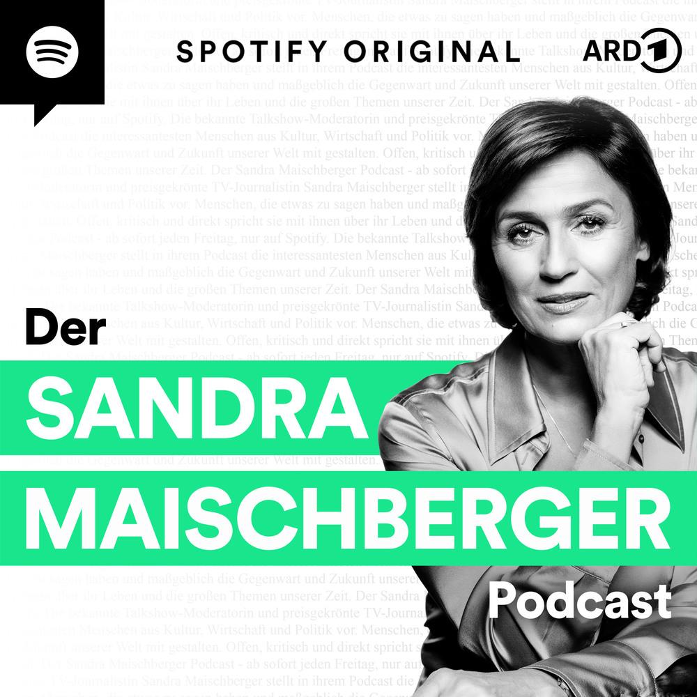Der Sandra Maischberger Podcast