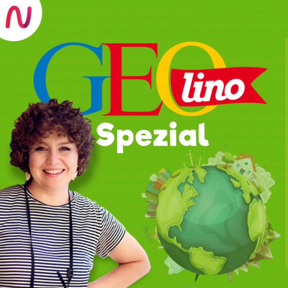 GEOlino Spezial – der Wissenspodcast für junge Entdeckerinnen und Entdecker
