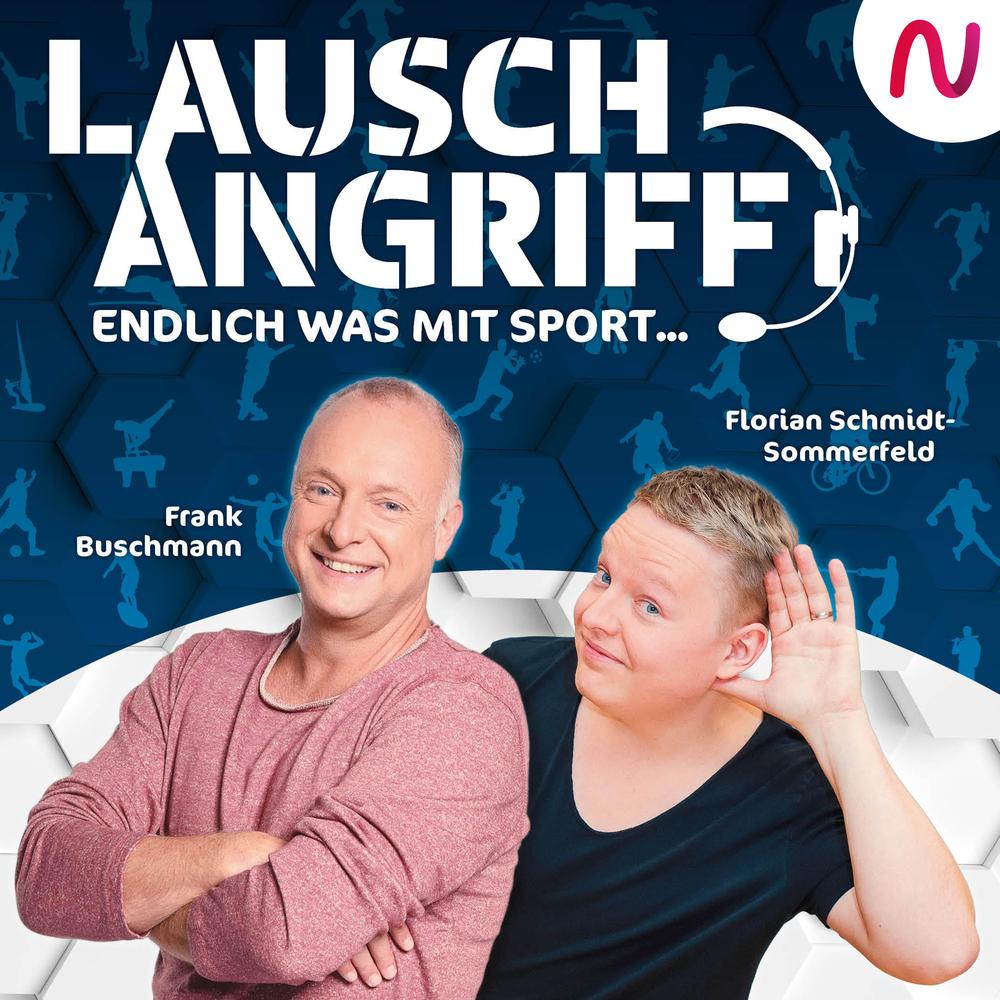 LAUSCHANGRIFF – Endlich was mit Sport!