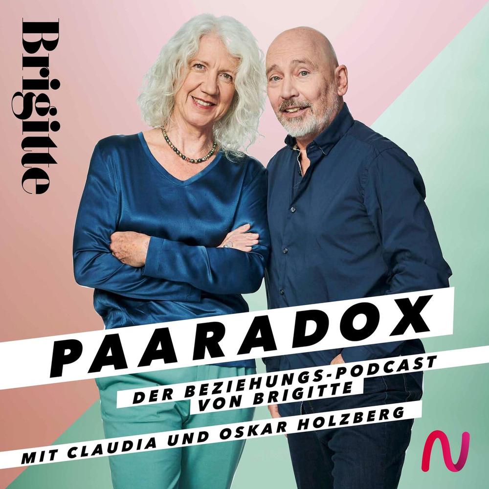 Paaradox – der Beziehungs-Podcast von BRIGITTE mit Claudia und Oskar Holzberg