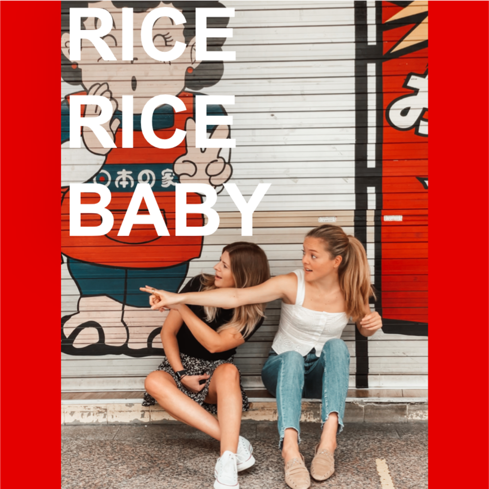 Rice Rice Baby Podcast