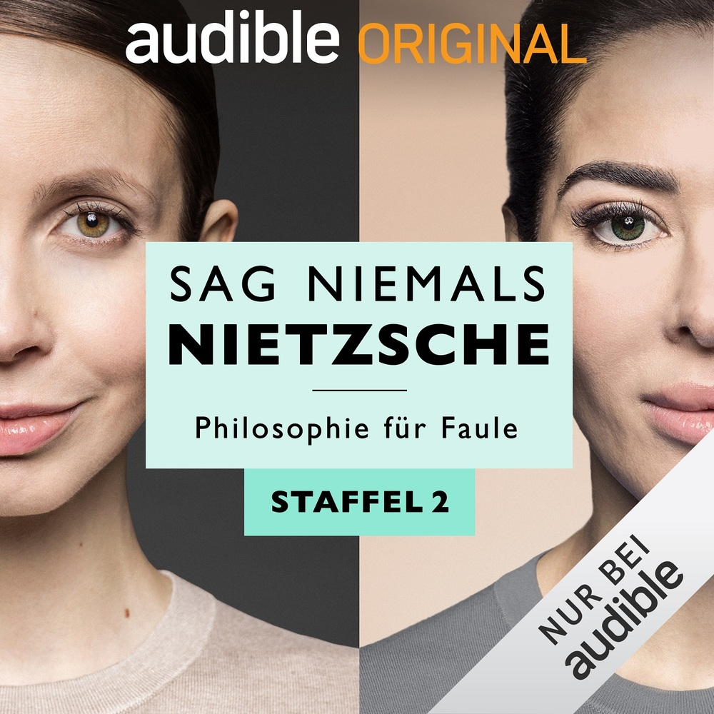 Sag niemals Nietzsche