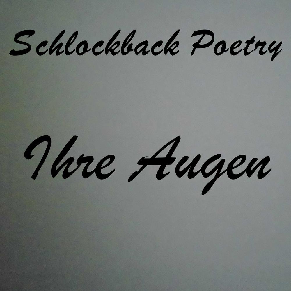 Schlockback Hörbuch und Poetry