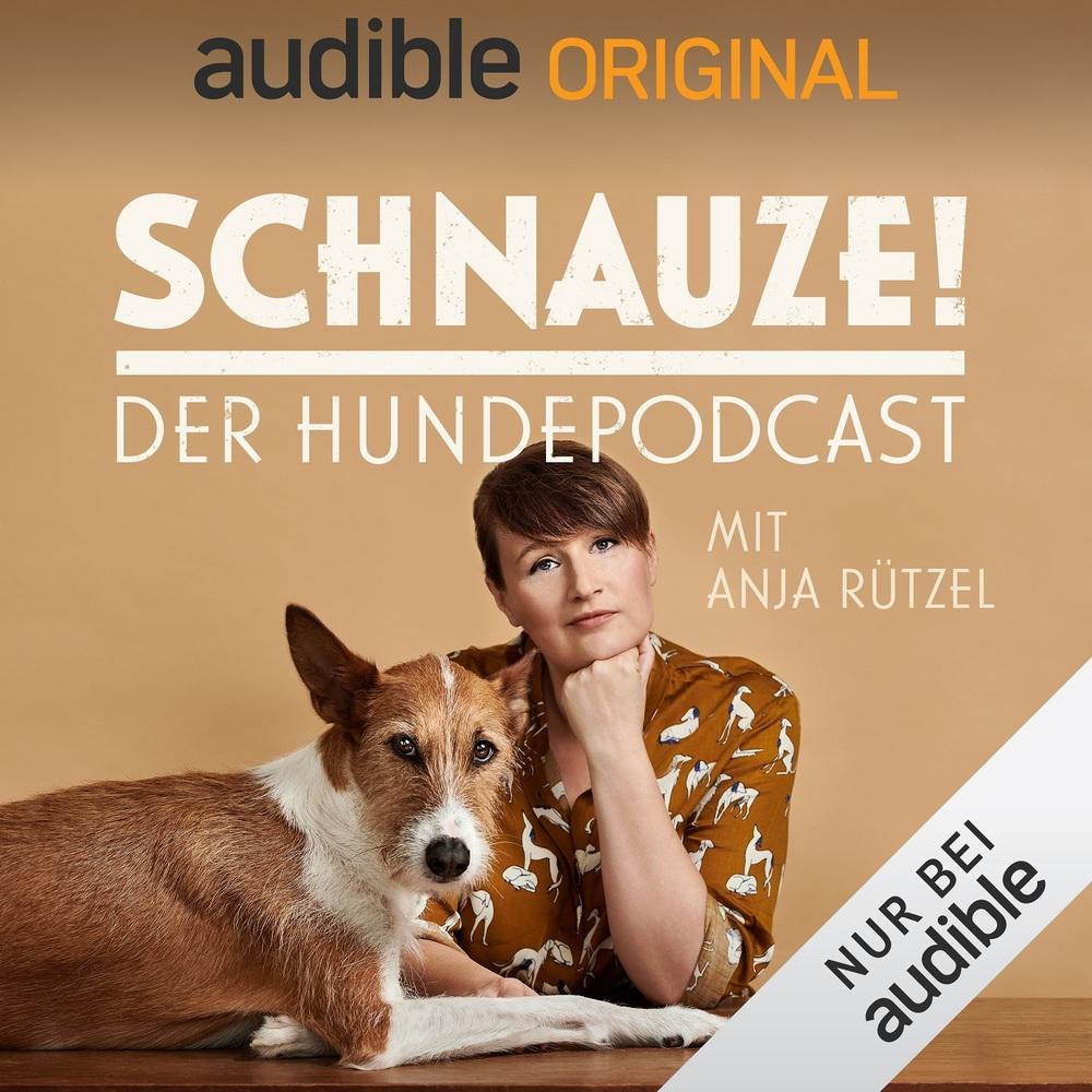 Schnauze – der Hundepodcast mit Anja Rützel