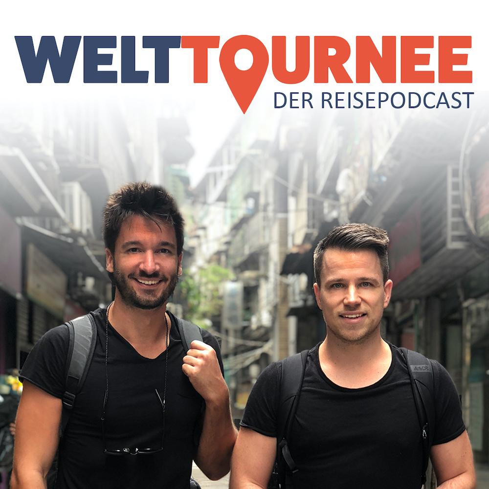 Welttournee – der Reisepodcast
