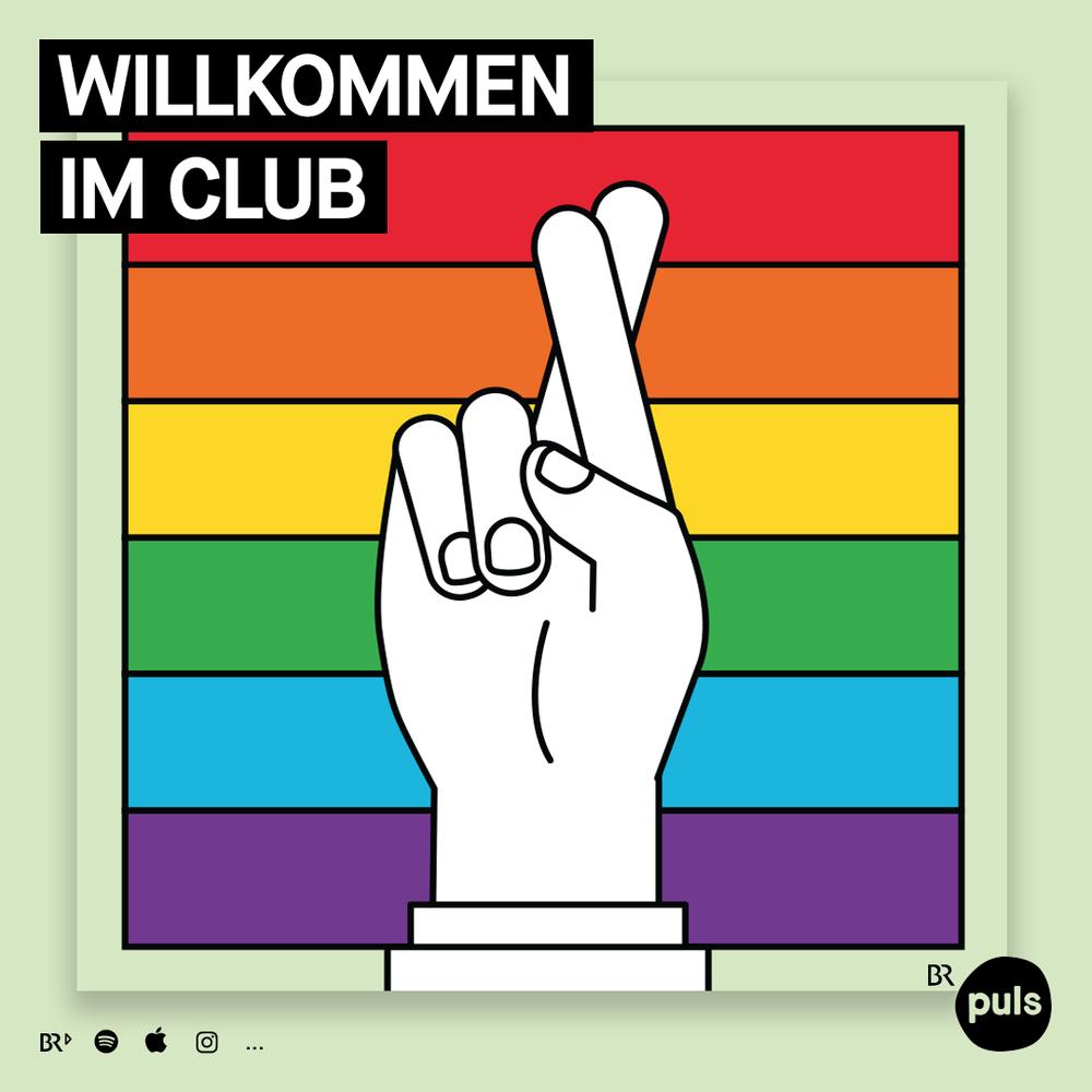 Willkommen im Club – der LGBTIQ*-Podcast von PULS