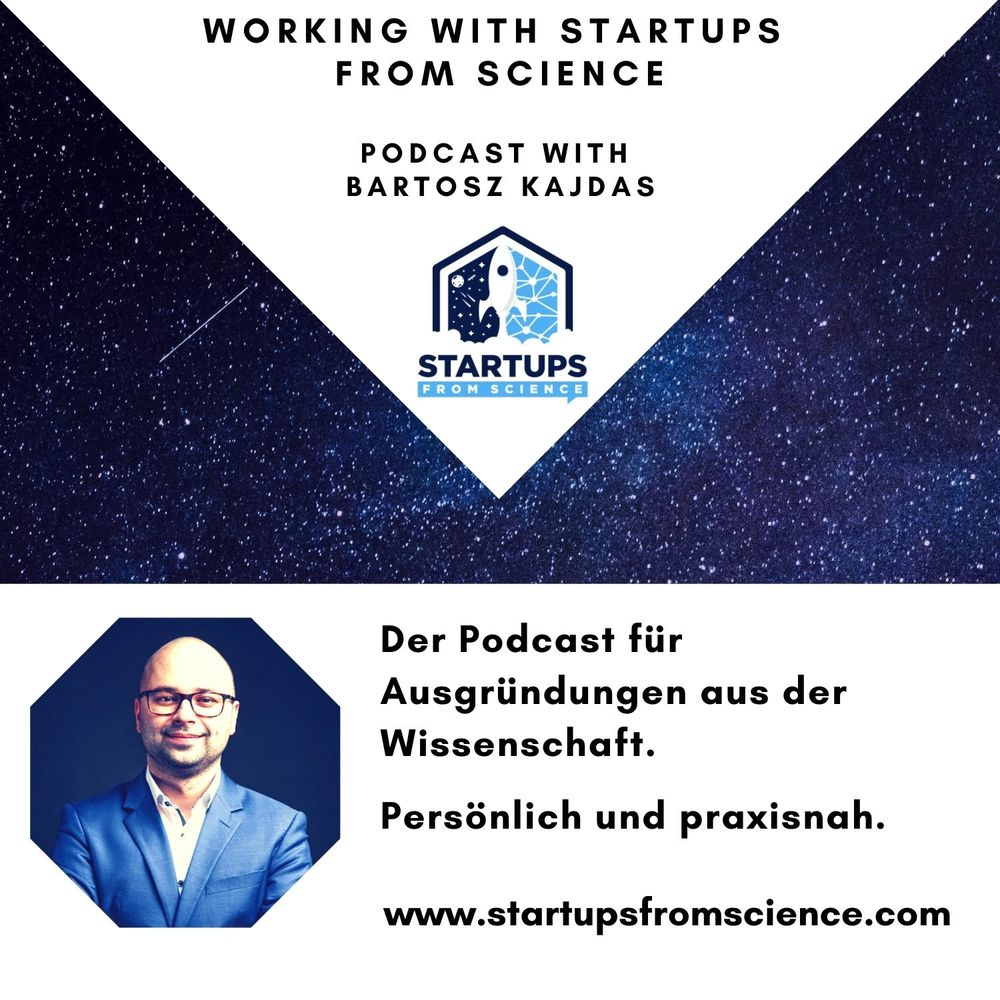 Working With Startups From Science